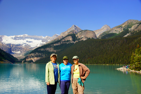 Lake Louise and Banff NP 8-14