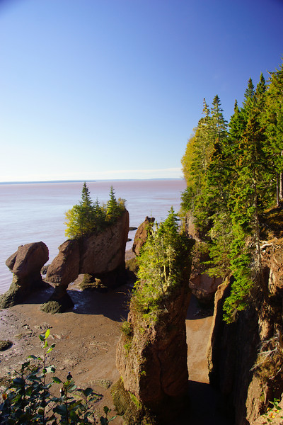 New Brunswick--Fundy Coast, 10-13