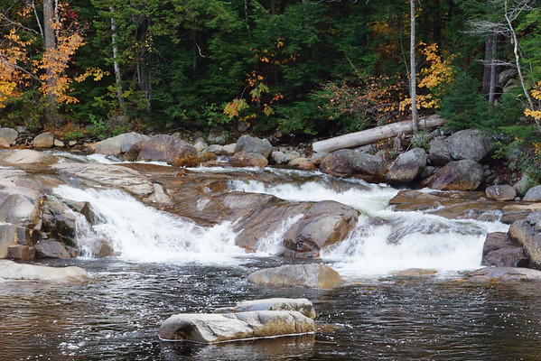 New Hampshire-the Kancamagus, 10-13