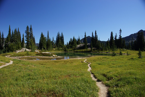 Naches Peak Loop, 9-14