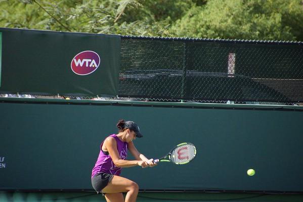 PNB Paribas Tennis Tourn, 3-15